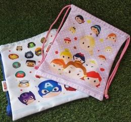 A3 - Set Of 24 pcs Drawstring Bag 1 side print