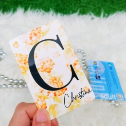 Personalized EZ Link Card