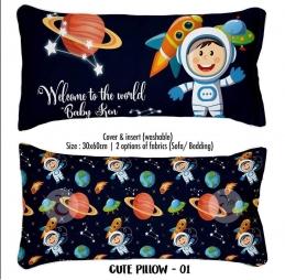 Personalized Hugable Pillow