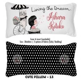 Personalized Hugable Pillow 1