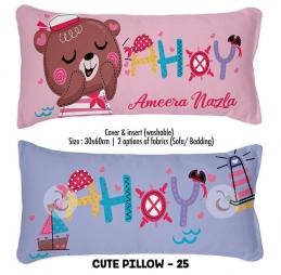 Personalized Hugable Pillow 2