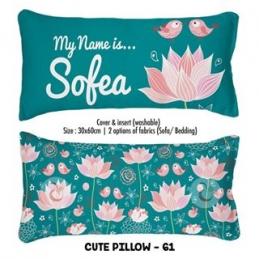 Personalized Hugable Pillow 5