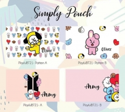 Simply Pouch - BT21 edition