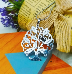 Family Tree Necklace