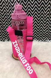 Personalized Printed Bottle Strap