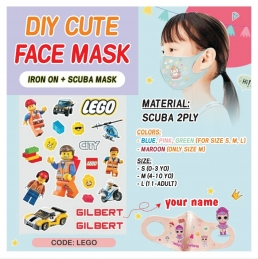 DIY Cute Mask